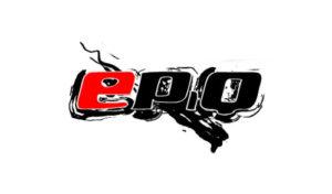 Epiq text logo