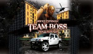 Team Boss banner