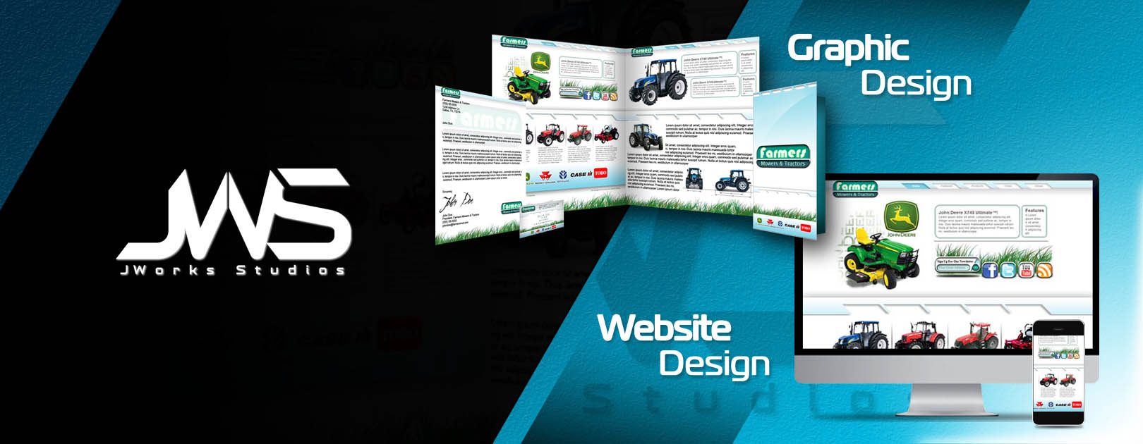 Graphics and Web Designer