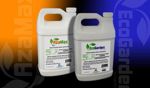 Azamax bottle package design