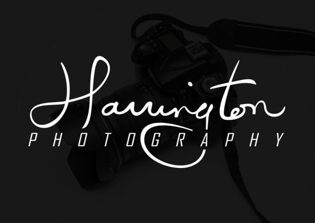 Harrington Photography logo
