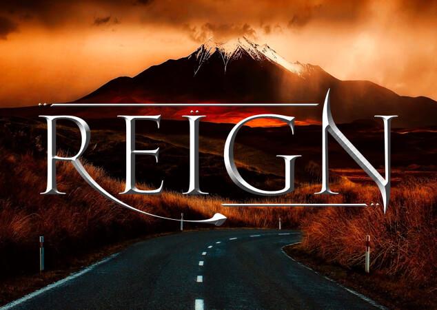 Reign of Darkness book logo