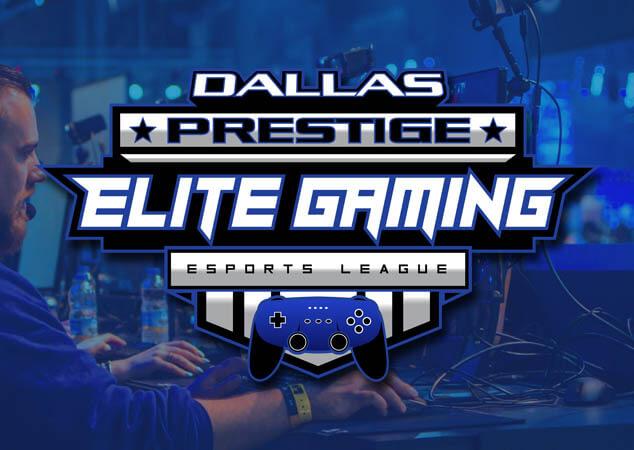 Dallas Prestige eSports logo design