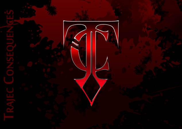 Trajec Consequences red logo
