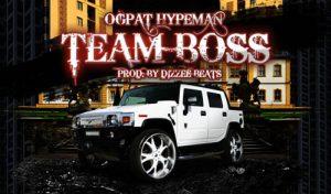 Team Boss graphiic design