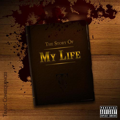 Story of my life CD cover design