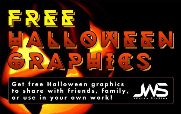 free halloween graphics blog header