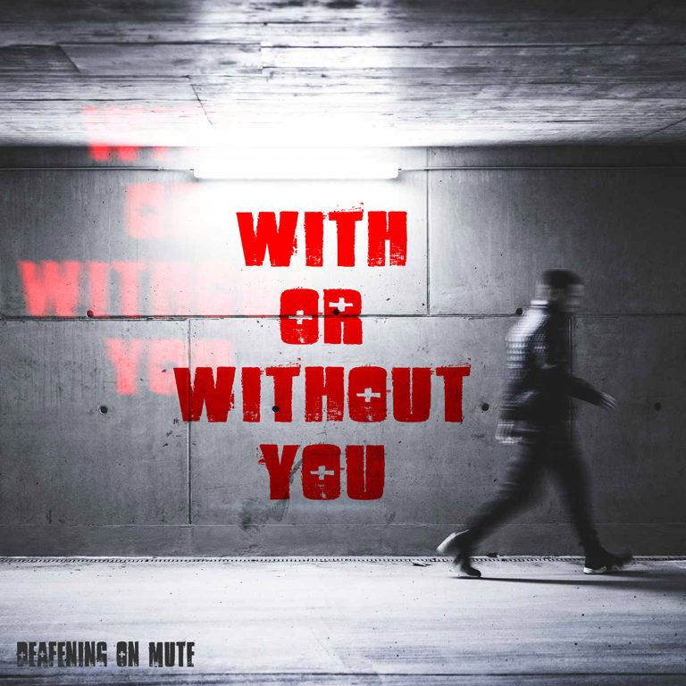 With or Without You CD Cover