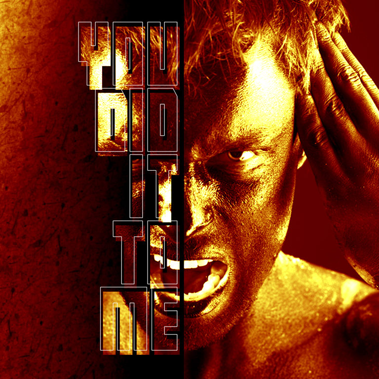 You Did it to Me CD Cover