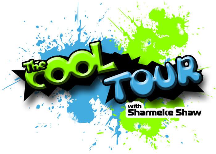 The Cool Tour logo splash
