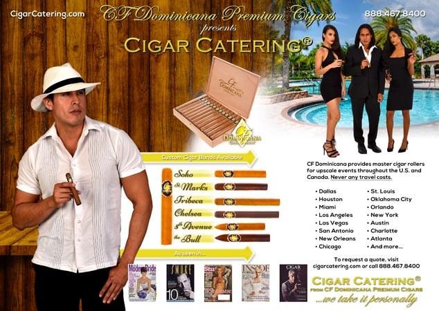 CF Dominicana ad design