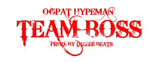 Team Boss red logo