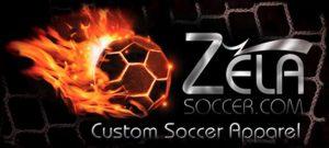 zela soccer portfolio logo