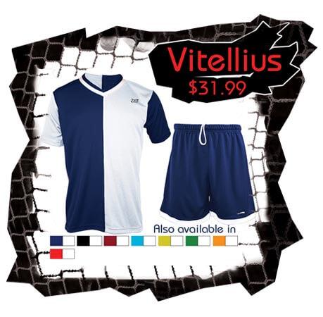 zela soccer jersey color options