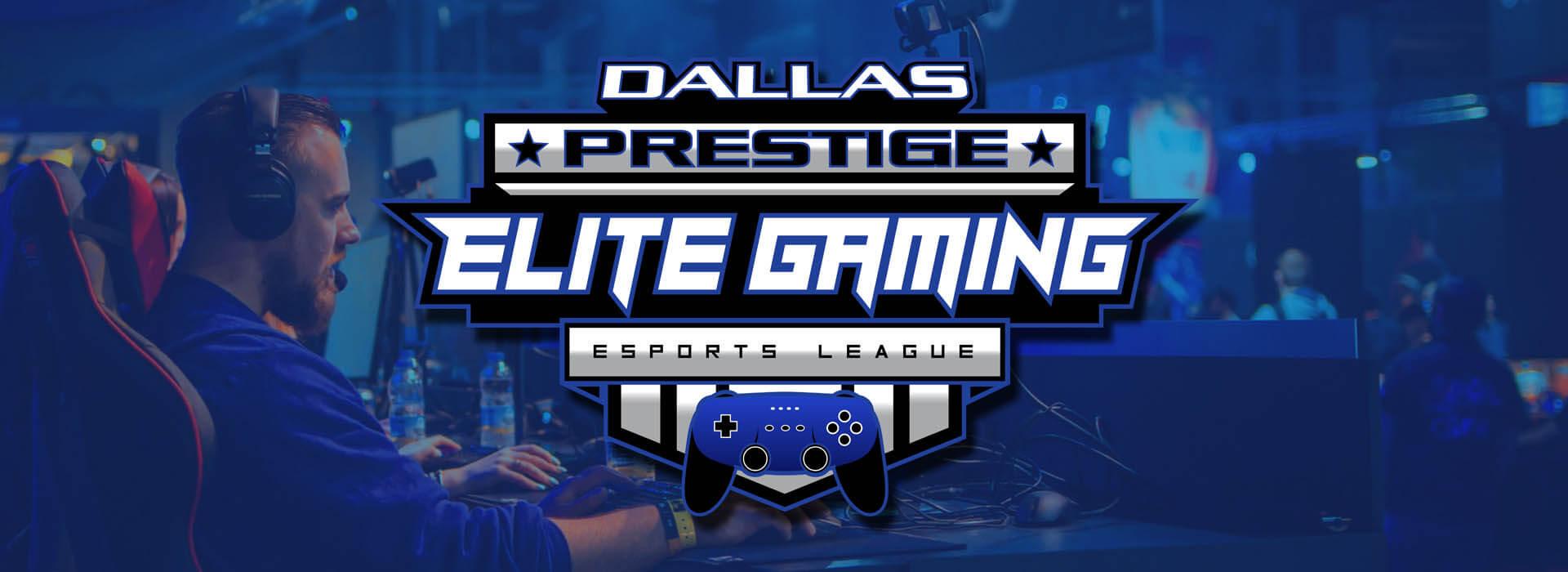 Dallas Prestige eSports logo
