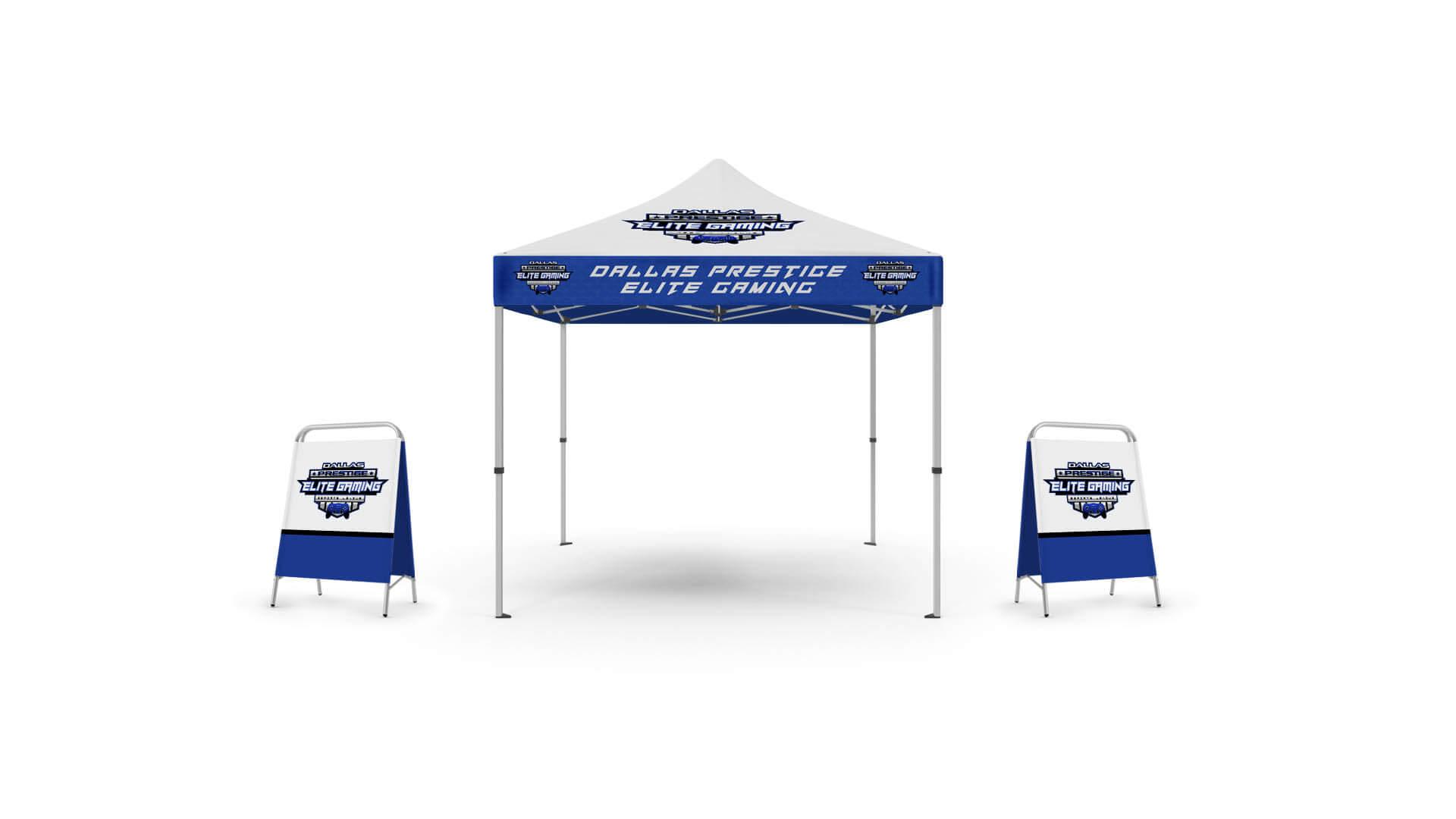 Dallas Prestige canopy