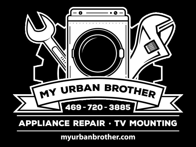 Urban Brother black logo
