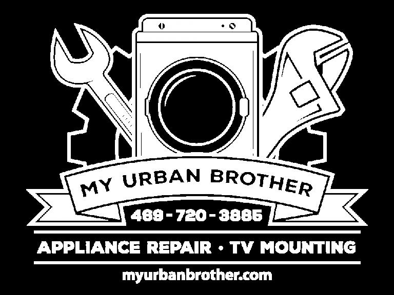 My Urban Brother white logo