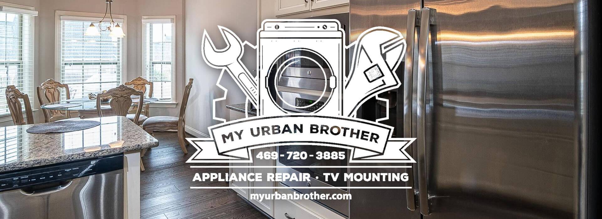 Urban Brother logo header