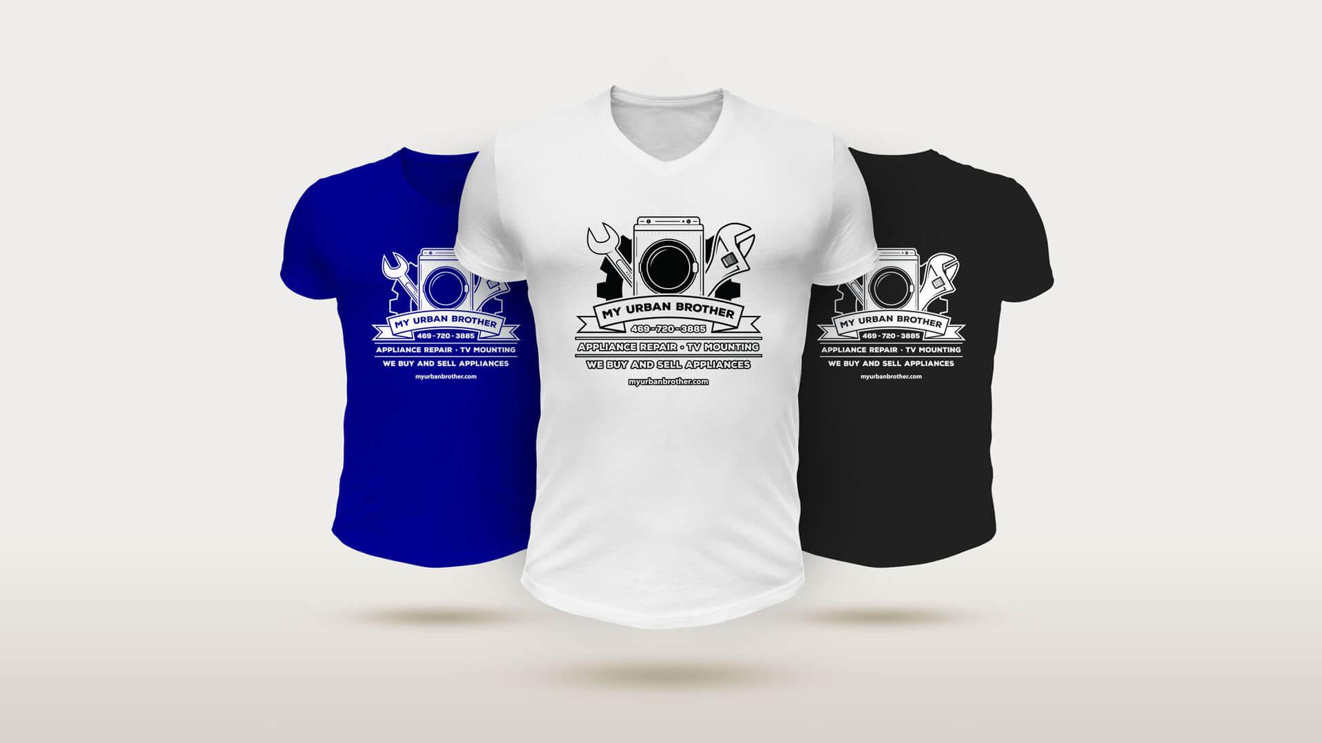 Urban Brothers tshirt