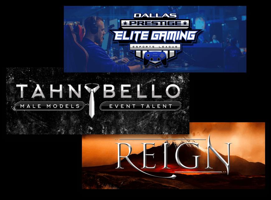Logo design previews
