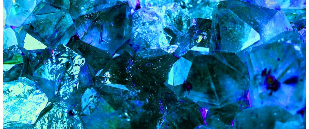 Aquamarine birthstone gemstone